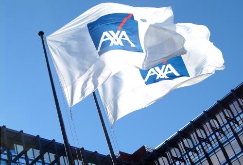 AXA - Bandiere