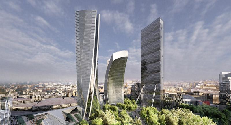 Immobiliare generali pronta a cambiare sede milanese for Quartiere city life