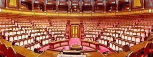 Senato Repubblica - Aula Imc