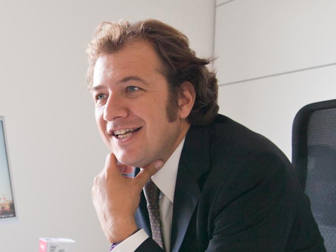 Antonio Caleari primo piano Imc