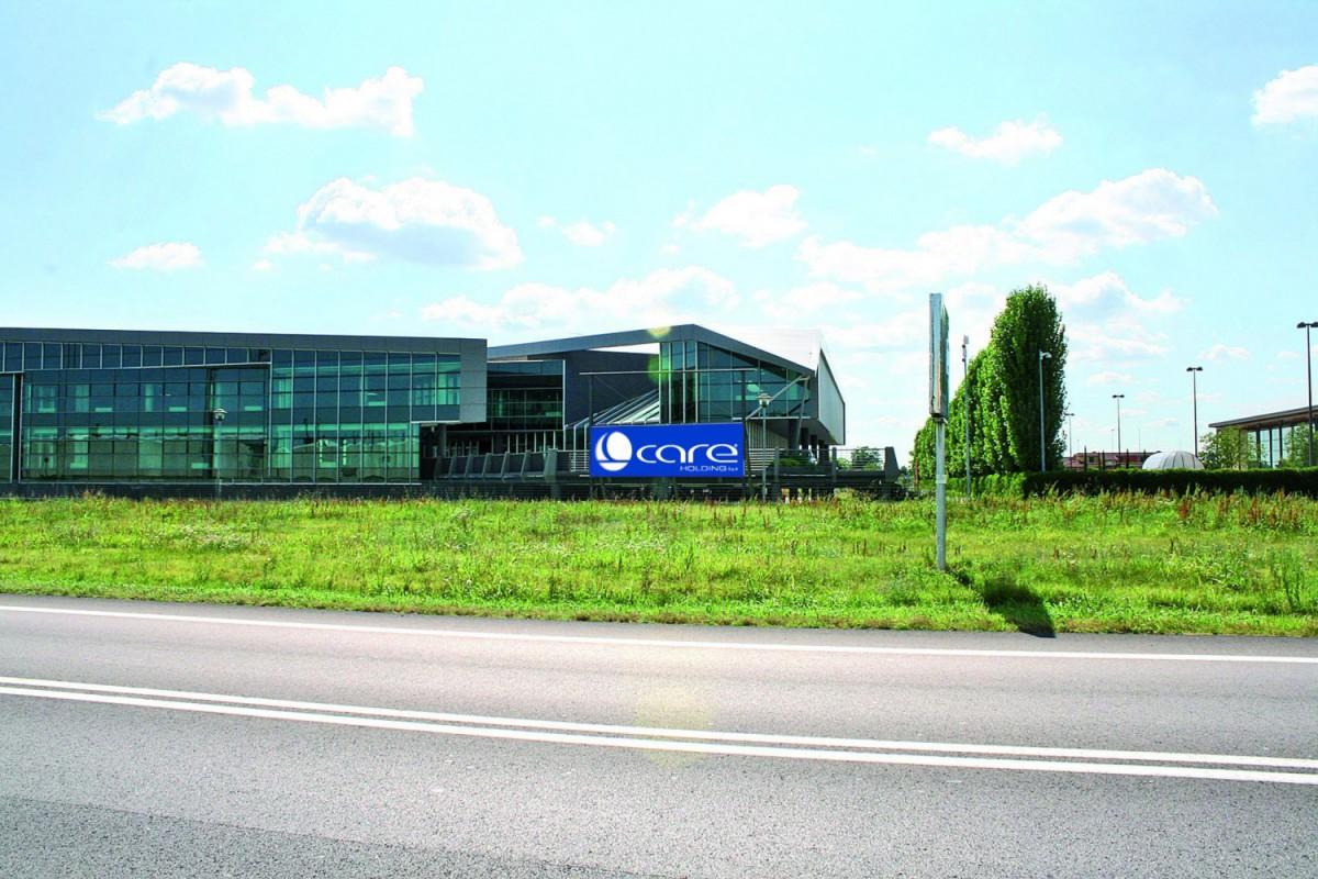 La sede di Care Holding Imc