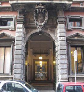 La sede dello Sna Imc