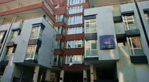 La sede di Axa Assicurazioni Imc