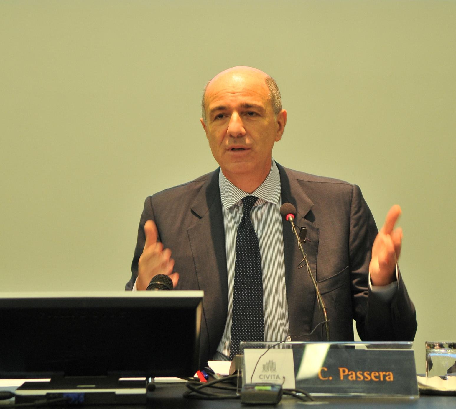 Corrado Passera Imc