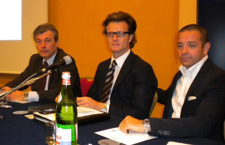 Dario Piana, Francesco Bovio e Luigi Tesi Imc