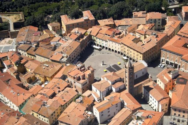 Grosseto - Centro storico Imc