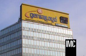 La sede di Genialloyd IMC