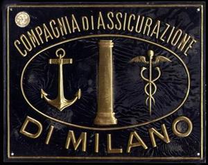 Milano Assicurazioni - Insegna