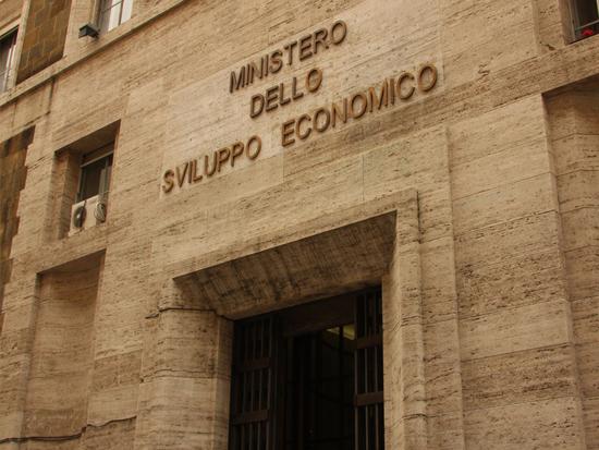 Ministero Sviluppo Economico (MISE) - Facciata (2) Imc