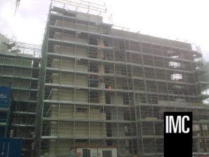 Casa in costruzione IMC