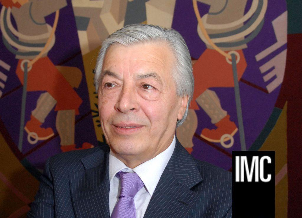 Giovanni Di Benedetto primo piano IMC