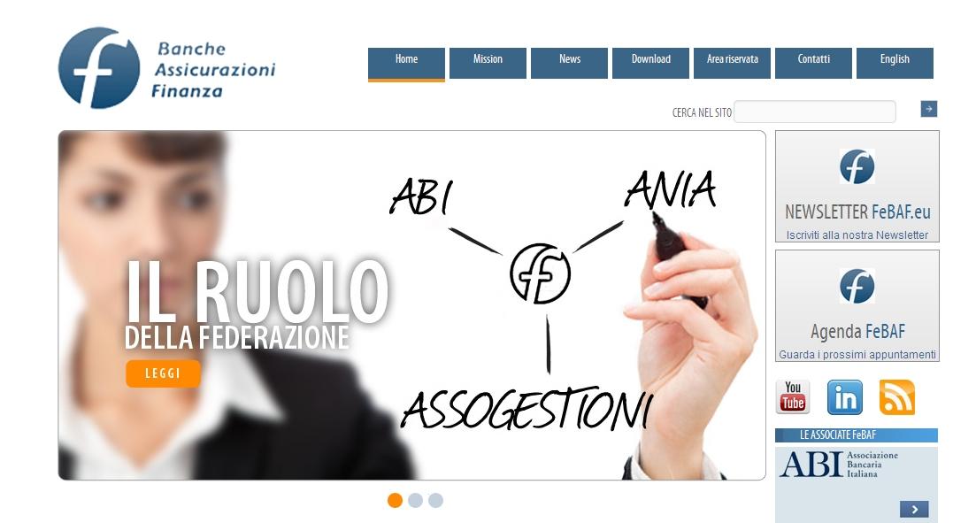 Homepage FeBAF