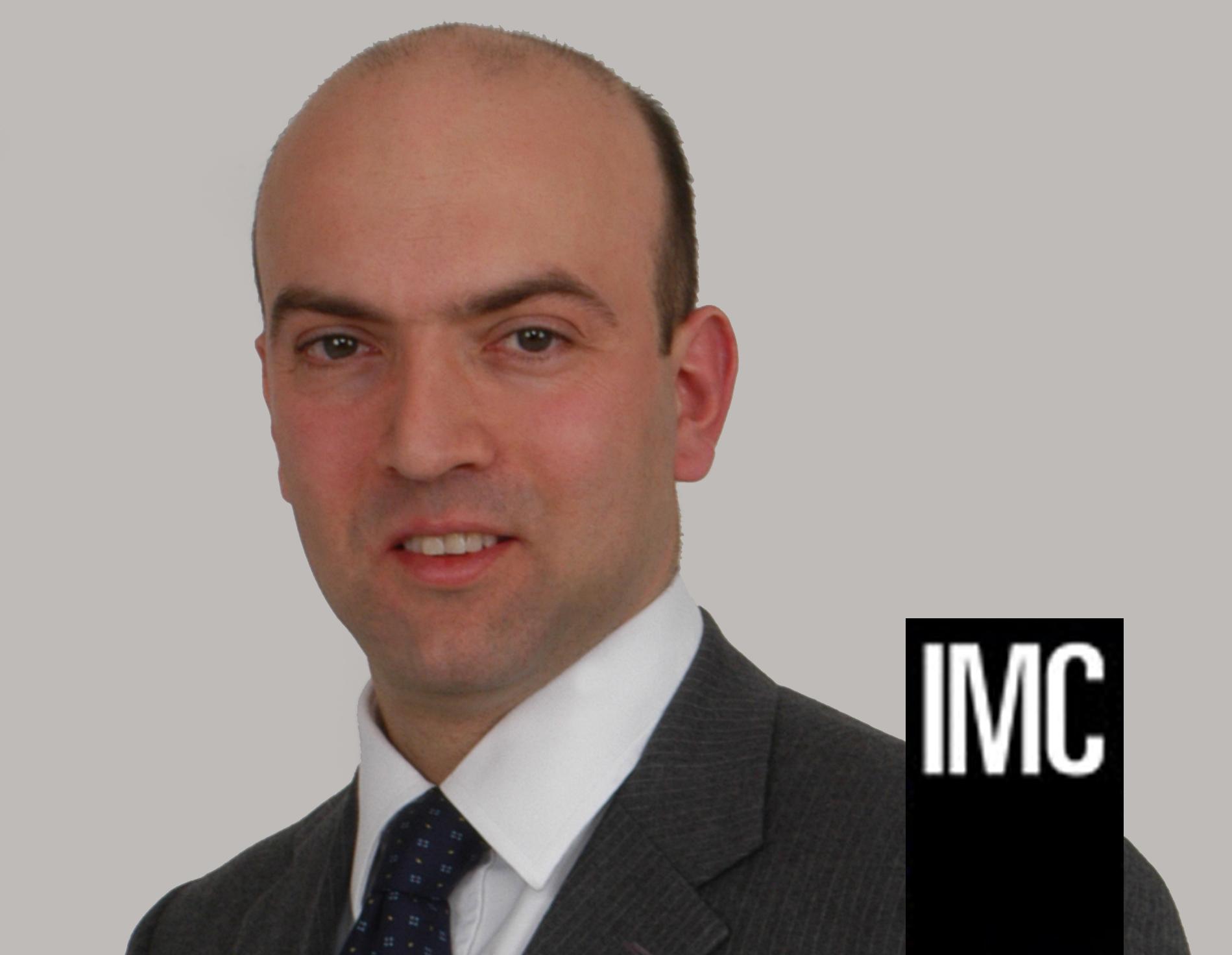 Renato Mendola primo piano IMC