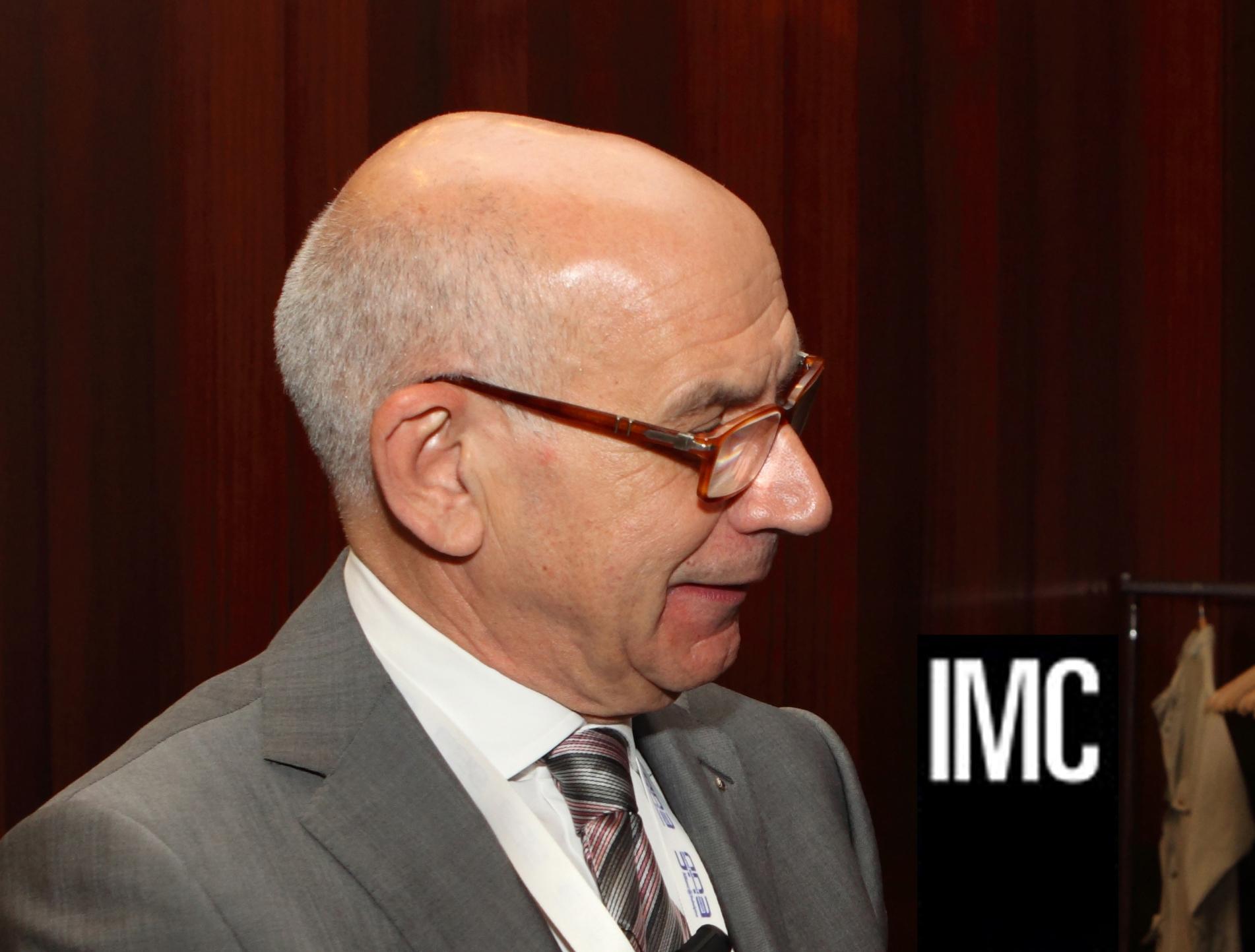 Roberto Ferrari primo piano IMC