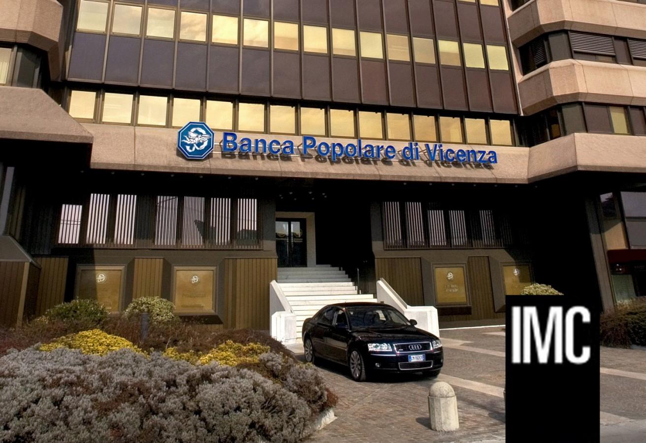 Sede Banca popolare di Vicenza IMC