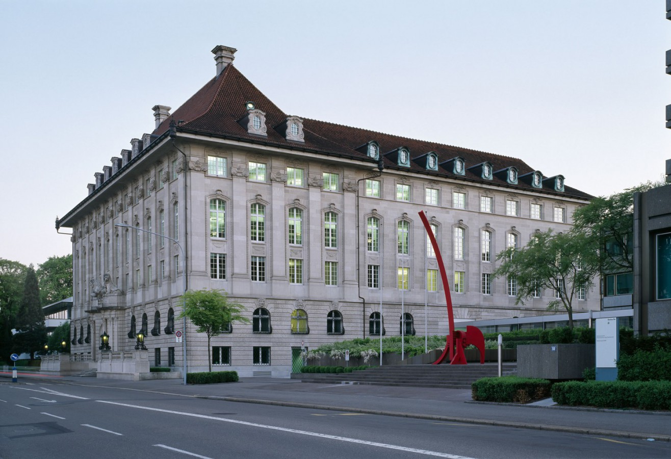 Swiss Re - Sede Zurigo Imc