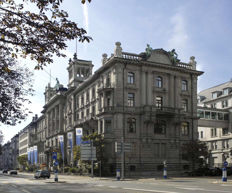 Zurich - Sede Zurigo Imc