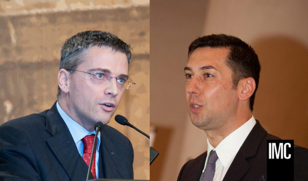 Claudio Demozzi e Massimo Congiu IMC