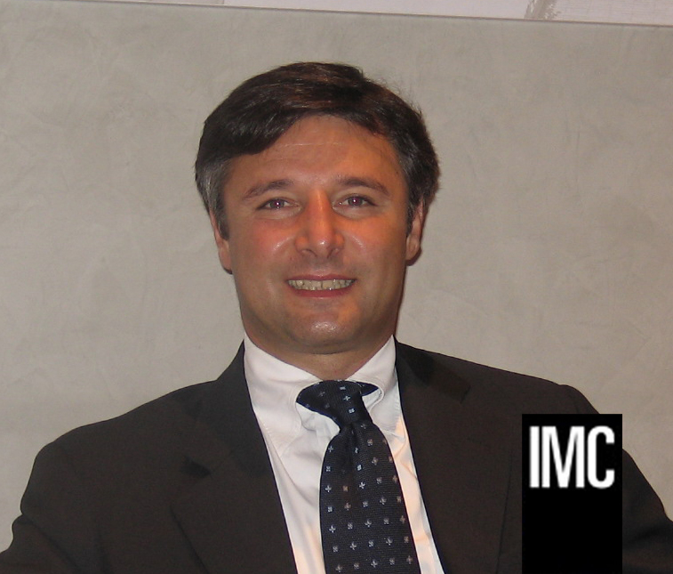 Ernesto De Martinis primo piano IMC