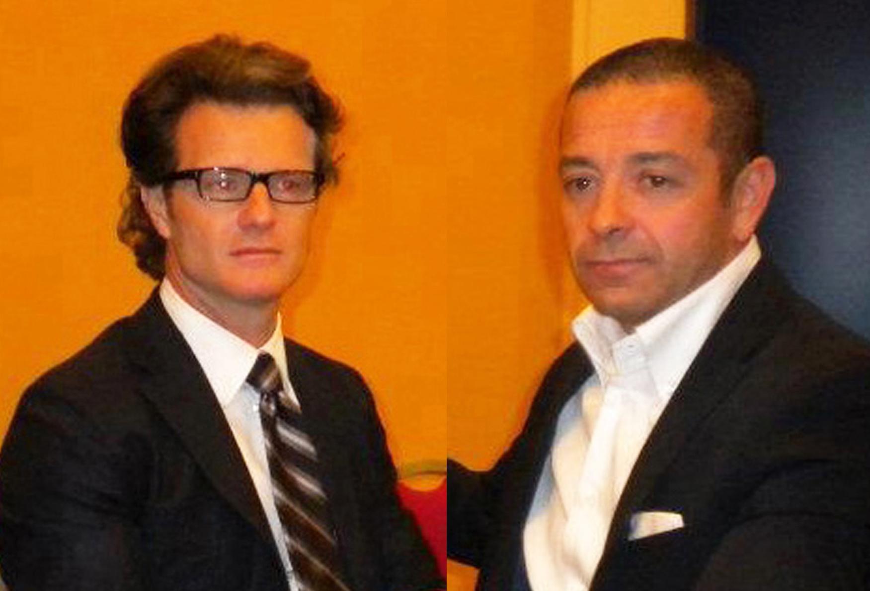 Francesco Bovio e Luigi Tesi Imc