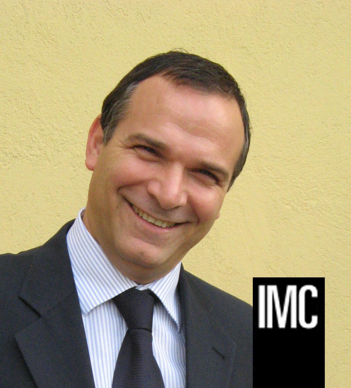Francesco Saporito primo piano IMC