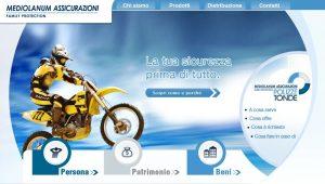 Mediolanum Assicurazioni - Website