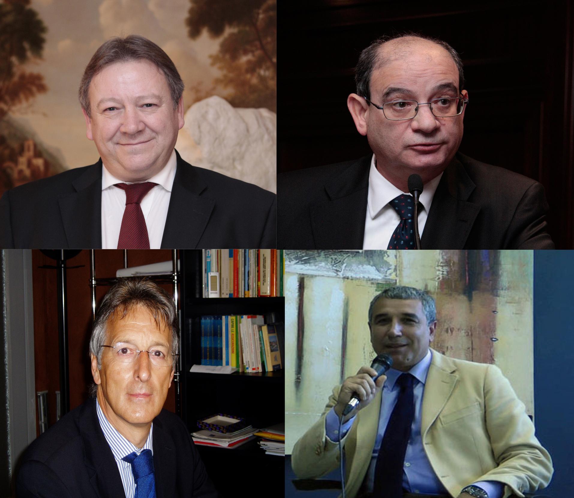 Mossino, Melis, Rovera, Picaro