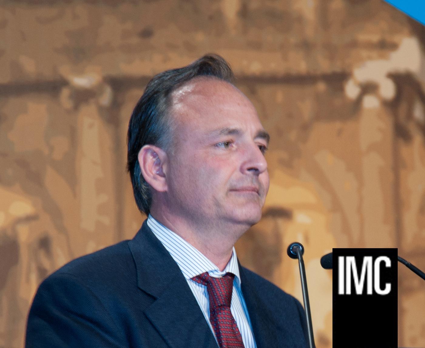 Alfonso Santangelo primo piano IMC