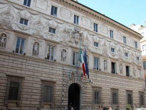 La sede del Consiglio di Stato Imc