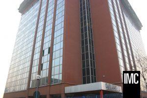 La sede della Milano Assicurazioni IMC