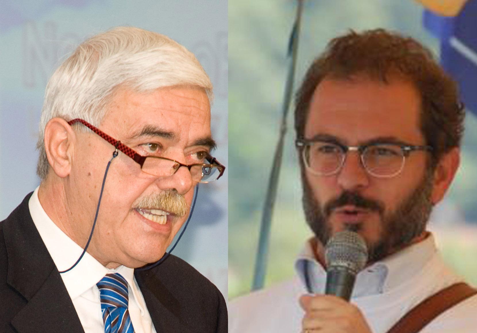 Tonino Rosato e Antonio Canu Imc