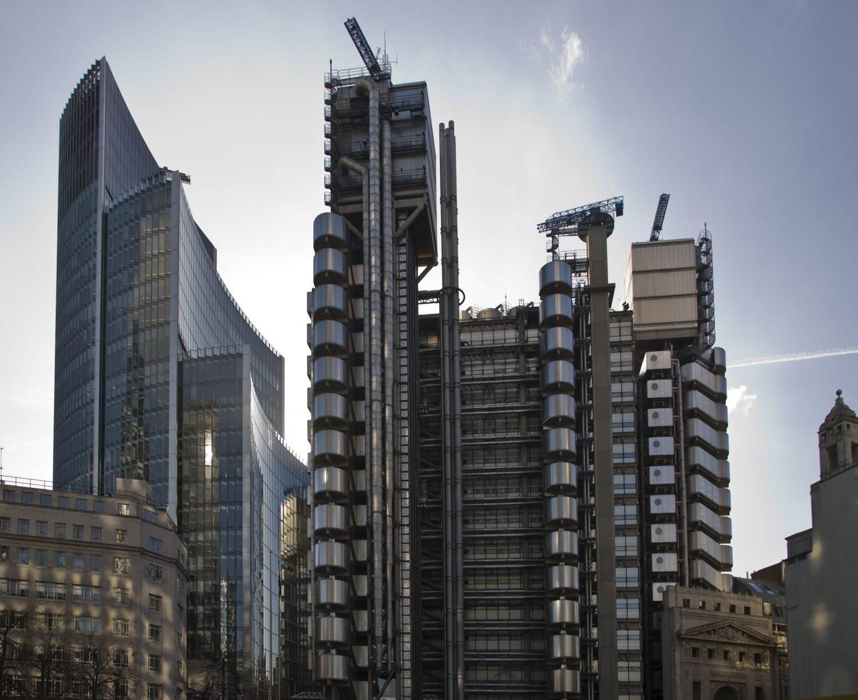 Lloyd's Building - Londra Imc