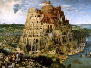 Torre di Babele - Pieter Bruegel Imc