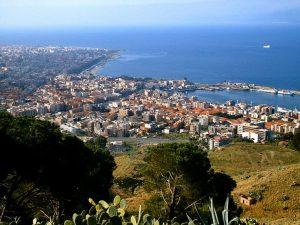 Una veduta di Reggio Calabria Imc