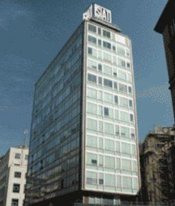la sede di Siat a Genova Imc