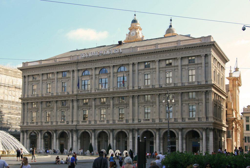 Liguria - Palazzo della Regione Imc