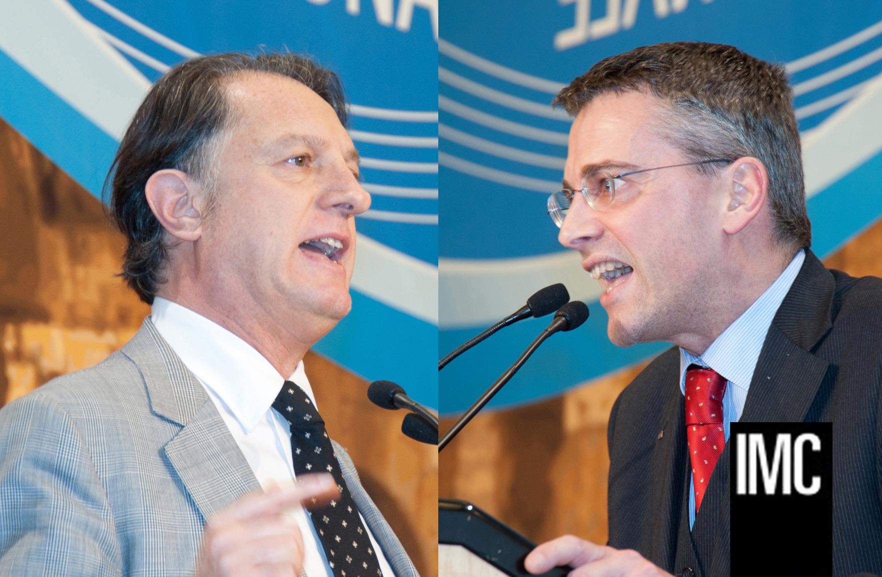Vincenzo Cirasola e Claudio Demozzi IMC