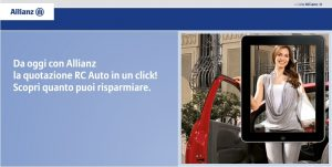 Allianz Fast Quote - Sito Web Imc