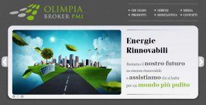 Olimpia Broker PMI - Homepage Sito web Imc