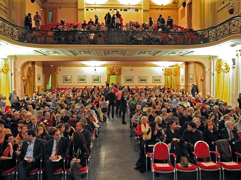 Teatro Capranica Imc