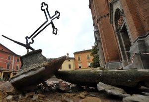 Terremoto Emilia - Crevalcore Imc