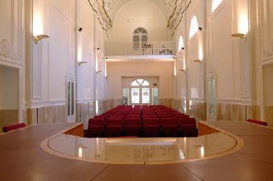 Università di Cagliari - Aula Magna Facoltà Economia (foto F. Cogotti)