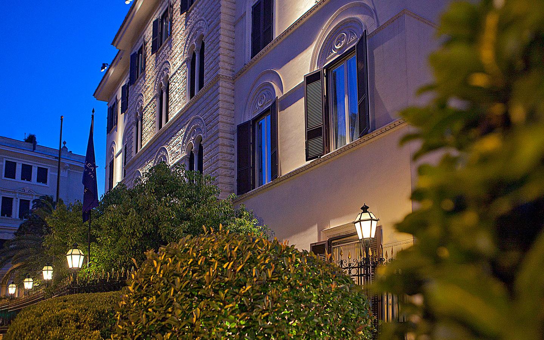 Roma - Hotel Aldrovandi Villa Borghese Imc