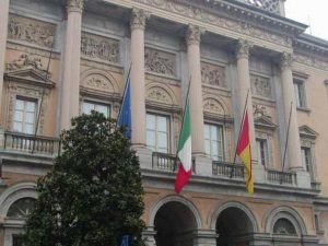 Bergamo - Palazzo della Provincia Imc