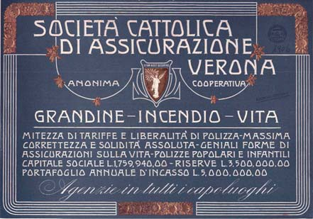 Cattolica Assicurazioni - Targa Imc