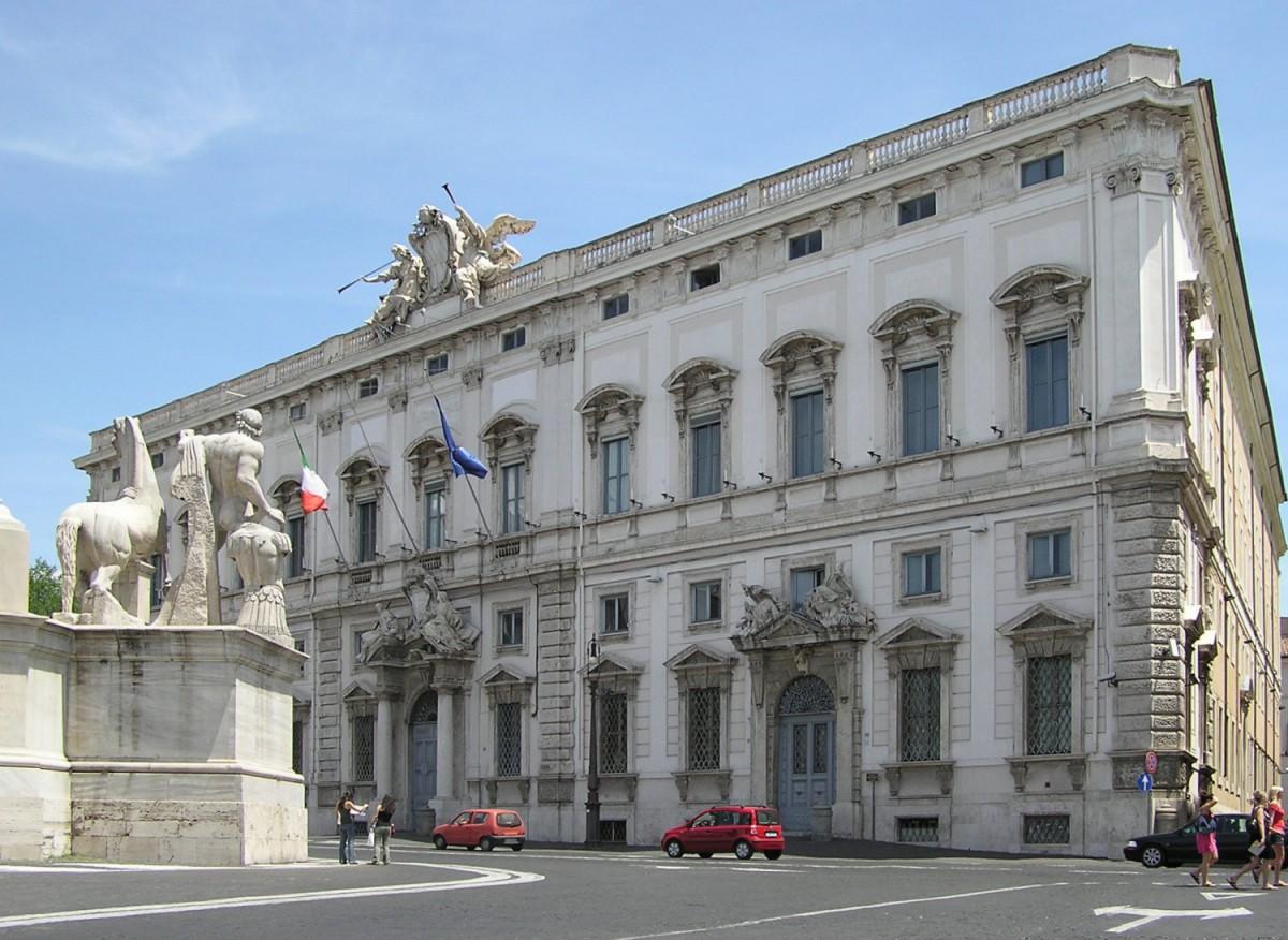 Corte Costituzionale - Palazzo della Consulta (2) Imc
