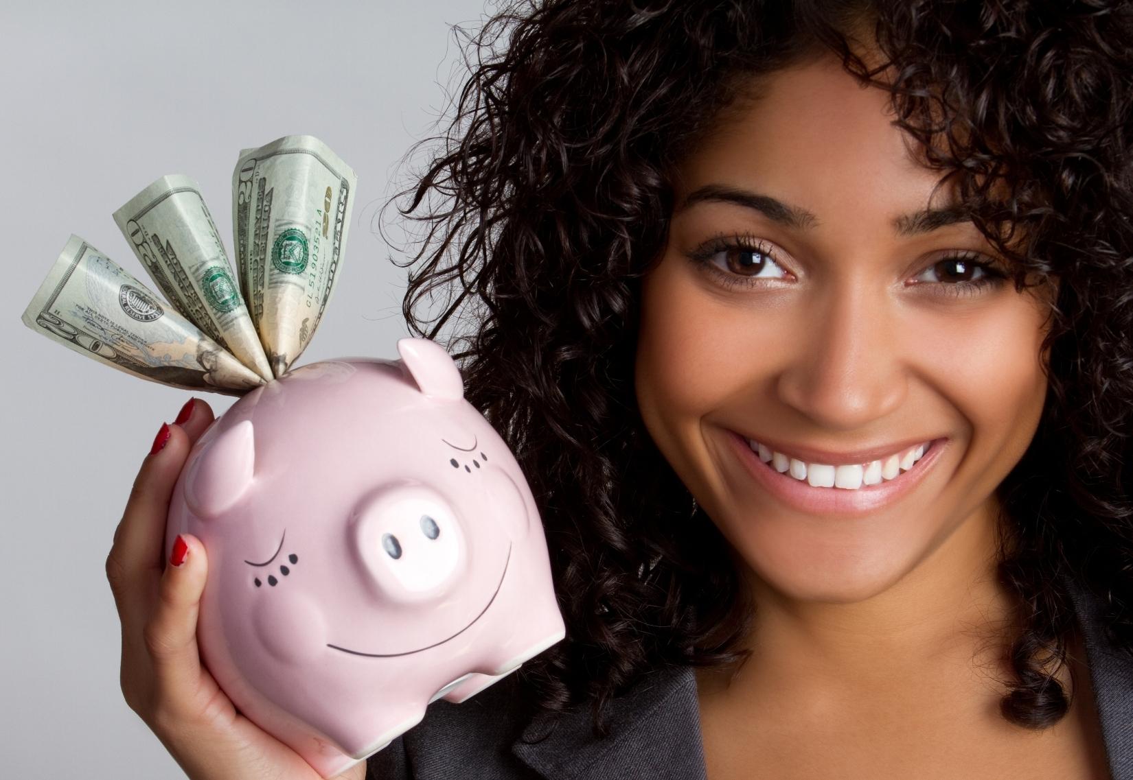 Donna assicurata - Fondo Pensione Imc