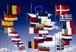 Unione Europea - Bandiere Imc