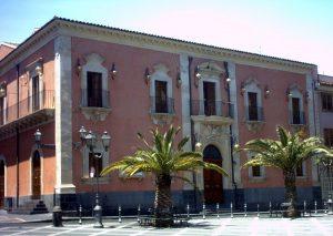 Misterbianco - Palazzo del Senato Imc