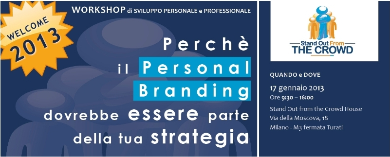 Personal Branding 2013 - Workshop Imc